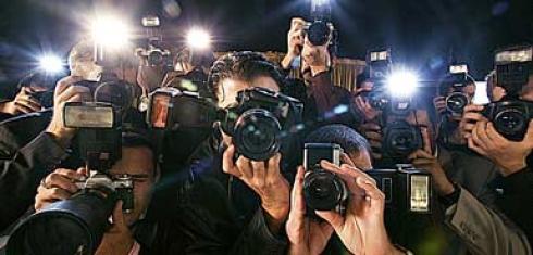 Paparazzi Photographers Event Photographers London